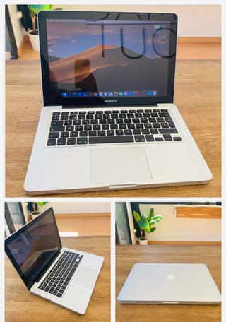 "Macbook pro 13"" a full"