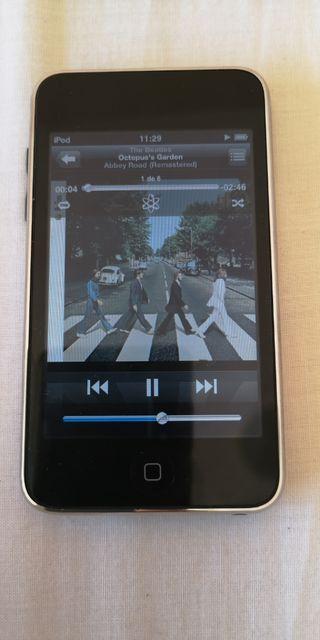 iPod Touch 8GB. 2G (Segunda Generación)