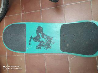 Monopatín / Skateboard
