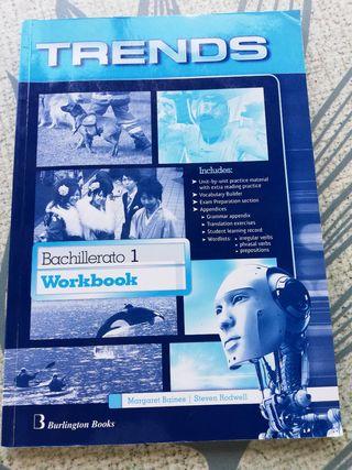 Trends Workbook 1°Bachillerato