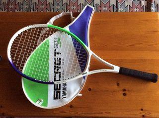 Raqueta Tenis SECRET 8x YAMAHA