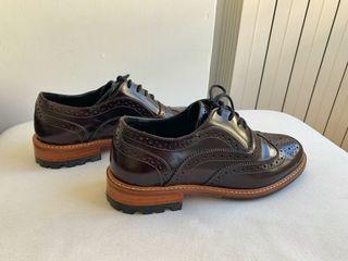 Zapatos Massimo Dutti a estrenar. Talla 38