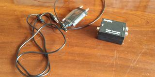 Convertidor de Audio Digital en Analógico, Nuevo