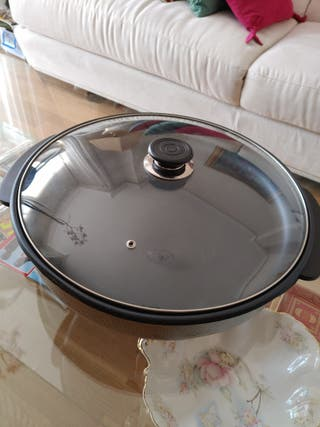 Paellera / Arrocera / Sartén / Grill eléctrico