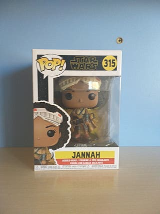 Funko Pop! Jannah Star wars