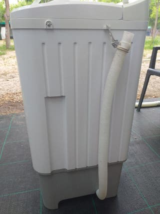 lavadora portátil camping