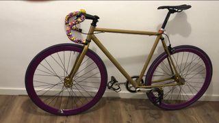 Bicicleta fixie - single speed