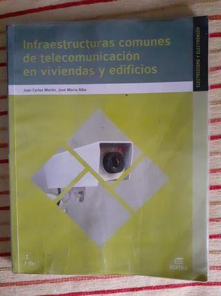 Libros 1° telecomunicaciones
