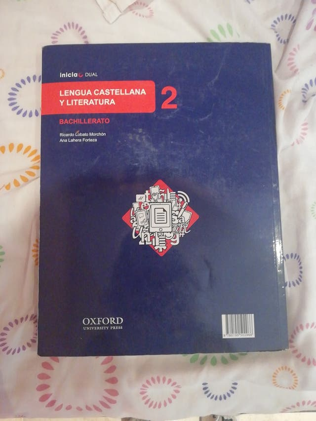 Libro LENGUA CASTELLANA Y LITERATURA. 2 BACHILLER