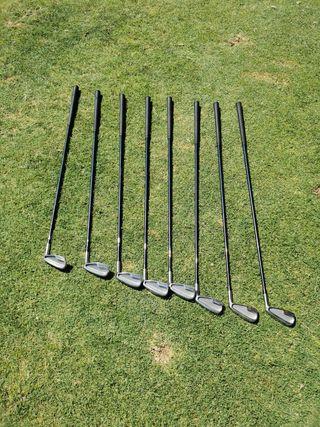 palos de golf grafito