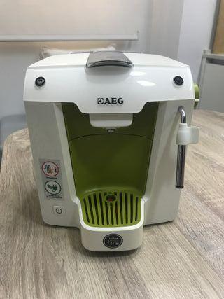 Cafetera eléctrica AEG