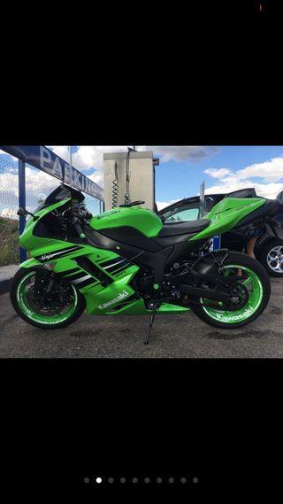 Kawasaki ninja zx6 pegatinas ruedas carenado