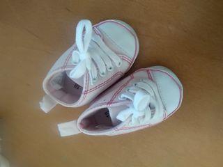 zapatitos de niña bebe