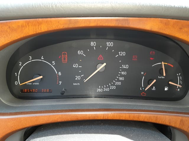 SAAB 9-5 SW 2.3- Gasolina - 2002 - 185 cv.