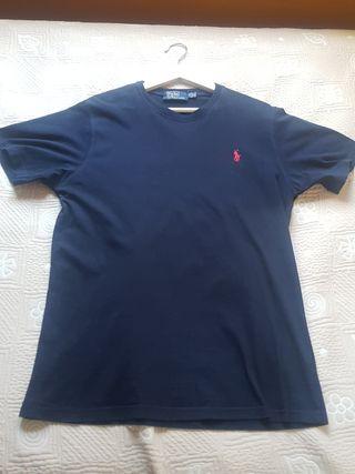 Polo Ralph Lauren Camiseta básica cruise navy