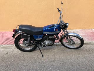 Moto trial Bultaco, Matador de 1976