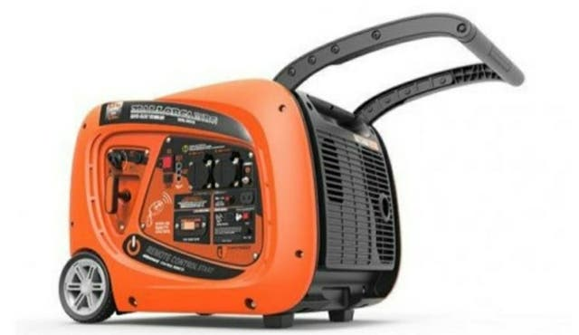 Alquiler Generador inverter Mallorca III 3200W.
