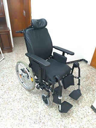 Sillas de ruedas de segunda mano en Andújar | WALLAPOP