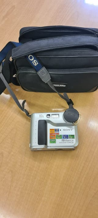 Camara video SONY de disquets