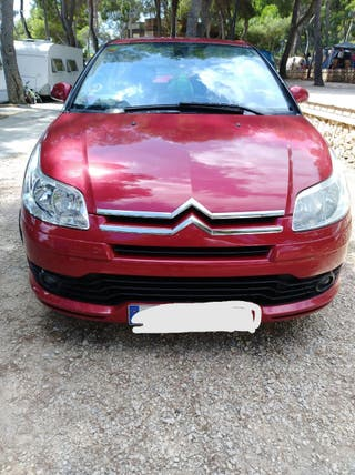 Citroen c4 coupe 2006