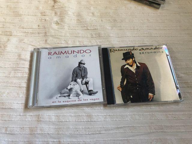 2 Cd Raimundo Amador