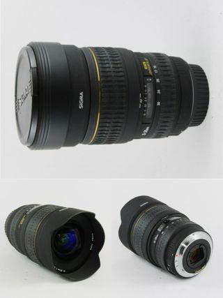 Sigma 15-30mm f/3.5-4.5 EX DG (Canon)
