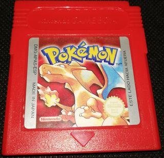 Impecable Pokemon Rojo