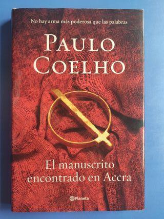 El manuscrito encontrado en Accra - Paulo Coelho