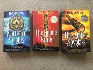 Trilogy HIS DARK MATERIALS by Philip Pullman