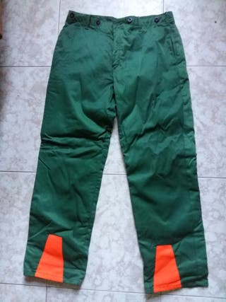 Pantalón anticorte motoserrista Stihl
