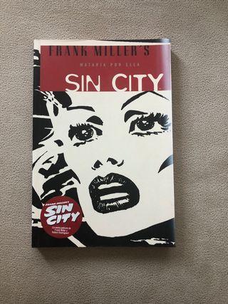 Sin City - Mataria por ella (libro 2)