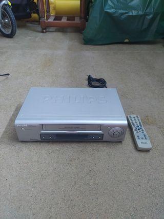 Reproductor de Vídeo VHS