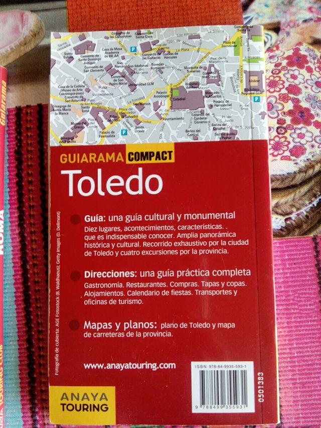 Roma Toledo Guía de viajes Anaya Touring Club