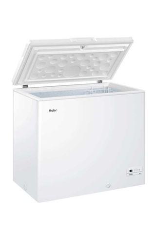 Haier HCE203R Arcón congelador de 203 litros A+