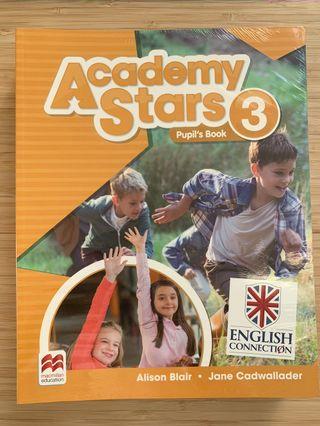 Libros de texto - Inglés - Academy Stars 3