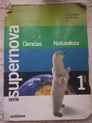1 ESO Ciencias de la naturaleza