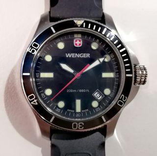 Reloj de buceo Wenger