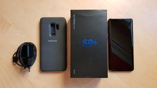 Samsung Galaxy S9+ (Plus) Negro