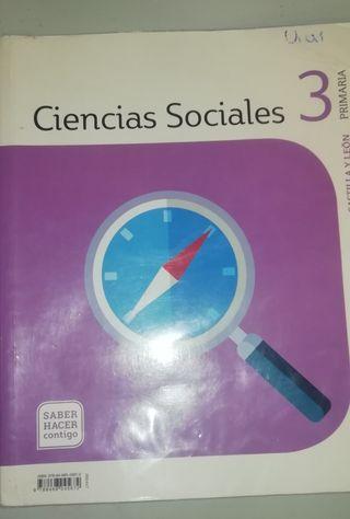 Ciencias Sociales 3°primaria