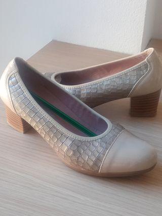 zapato tacon Pitillos