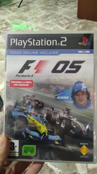 Formula 1 - 05 para Play Station 2