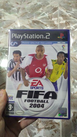Fifa 2004 Para Play Station 2