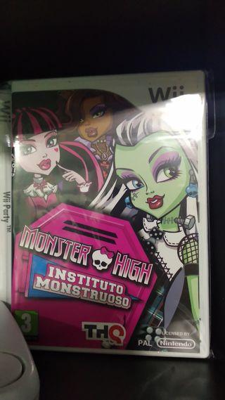 Monster High para Wii
