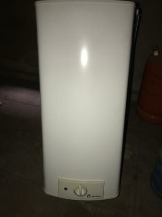 calentador acumulador agua