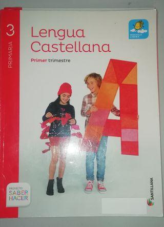 Lengua 3 primaria