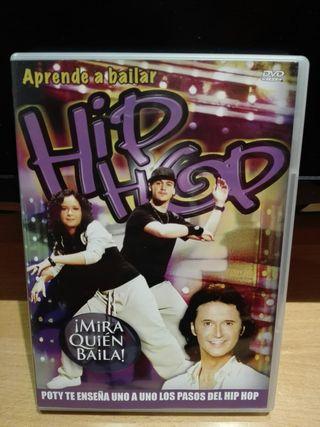 DVD Hip Hop Danza Baile