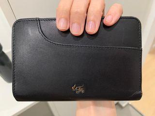Radley London cartera de mujer de cuero negro med