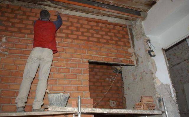 construcción de reformas