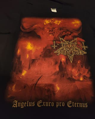 Camiseta Dark Funeral