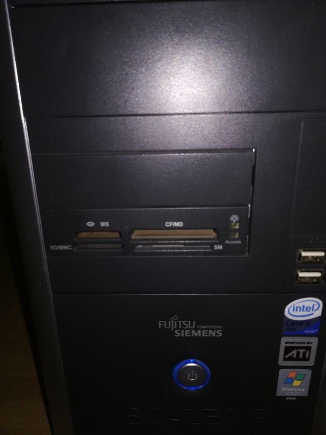 ORDENADOR SOBREMESA Fujitsu Siemens Scaleo P